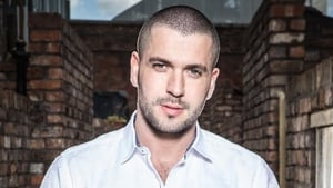 Corrie's Aidan is set to leave the Street next spring
