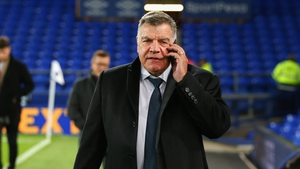 Sam Allardyce has been handed the reins at Goodison Park