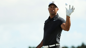 Tiger Woods impressed in the Bahamas
