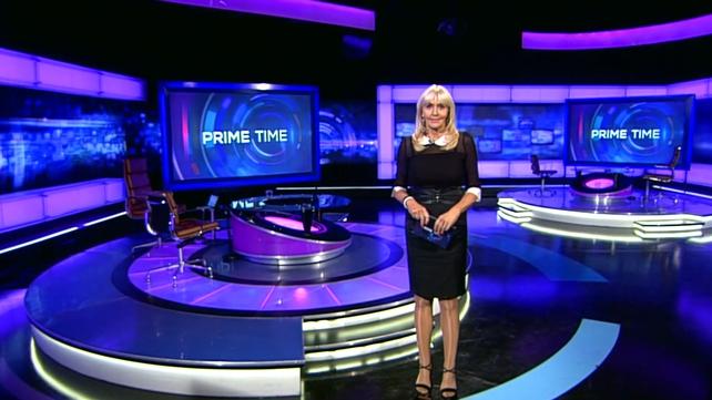Prime Time - Military pay, Irish border, Garda Síochána