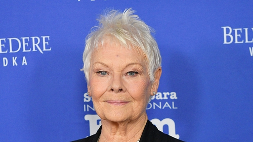 My failing eyesight makes films a misery, says Judi Dench