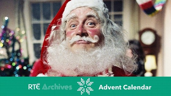 RTÉ Archives Advent Calendar