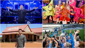 Toy Show, Blues Sisters, Home & Away and more on RTÉ Player