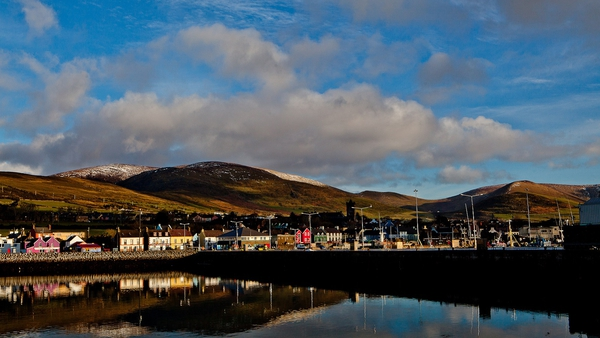 Dingle, Co. Kerry - the stunning location of the Ireland's Edge event