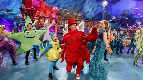 Opening Performance - 'Under the Sea' | The Late Late Toy Show