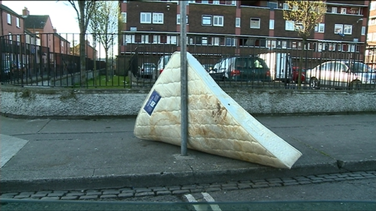 Bounce Back: Recycling Mattresses
