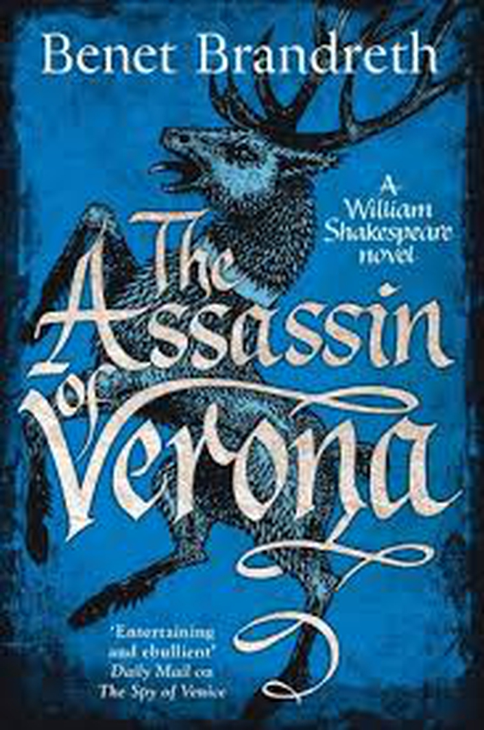 "Review:  ""The Assassin of Verona"" by Benet Brandreth"