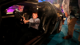 A Delorean Surprise | The Late Late Toy Show