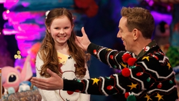 Mia Farrell | The Late Late Toy Show