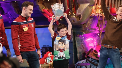 Future Galway Hurler | The Late Late Toy Show