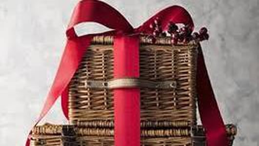 Christmas Hampers - Liam Geraghty