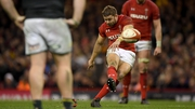 Leigh Halfpenny starts for Wales against Ireland