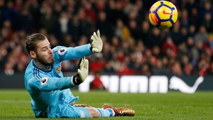David De Gea became the second-most expensive goalkeeper in the world in 2011 when he joined United from Atletico Madrid for £18.9m