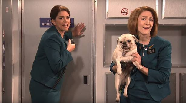 Welcome to Hell: SNL's summation of womanhood gets huge approval