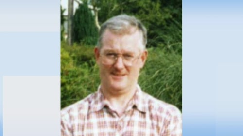 Joseph Reilly was living alone at Hatch Street in Dublin city when he disappeared in December 2006