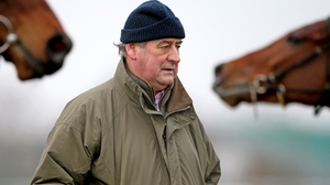 Noel Meade has trained a number of horses owned by the Ryanair boss