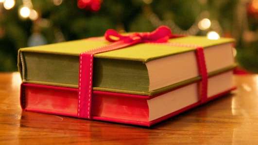 History Books as Christmas Presents