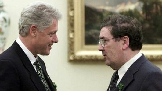 John Hume in America: From Derry to DC