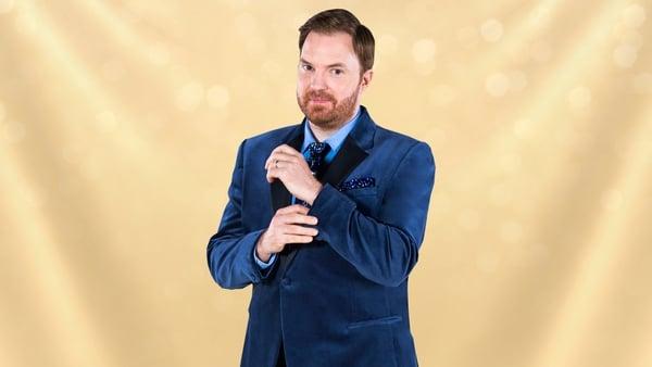 Bernard O'Shea joins Dancing with the Stars