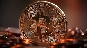 Friday's fall pushed bitcoin below its 20-day moving average to $37,710