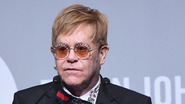 Elton John storms off stage during Las Vegas gig