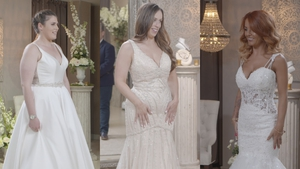 Things take an emotional turn on tonight's Say Yes to the Dress
