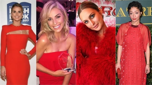 Christmas 2018 Trends: Ladies in Red