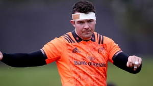 Peter O'Mahony's future is up in the air