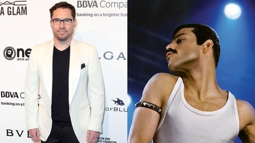 Bryan Singer fired from Freddie Mercury biopic which stars Rami Malek