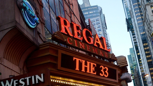 Cineworld to buy Regal Entertainment