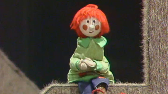 Bosco on Late Late Toy Show (1982)