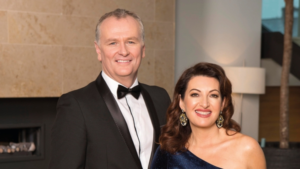 Donal O'Donoghue heads south to meets the king and queen of daytime TV