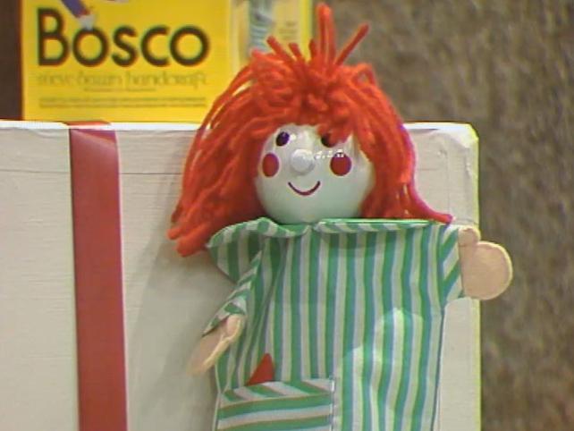 Bosco Doll (1982)