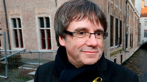 Charles Puigdemont would be detained if he returns to Spain