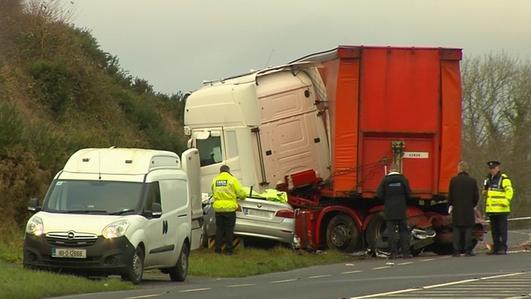 Wexford Car Crash