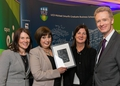 Outstanding Achievement Award for RTÉ's Ingrid Miley