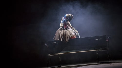 Stephanie Dufresne stars in The Red Shoes at The Gate