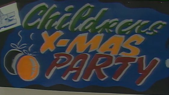 Cork Children's Christmas Party (1987)