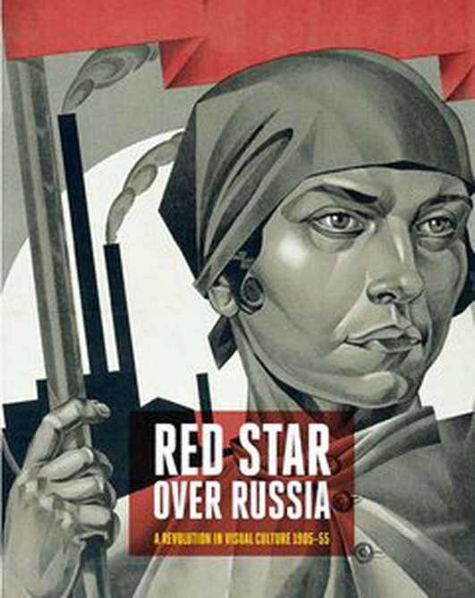 "Review: ""Red Star Over Russia"" at the Tate Modern in London"