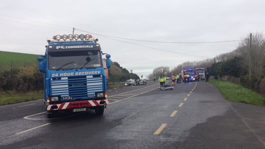 Four who died in Wexford crash were travelling for family funeral