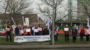 Protests over overcrowding and staffing levels