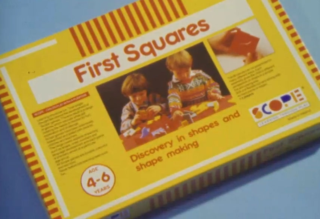 First Squares - Scope Educational