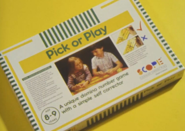 Pick or Play - Scope Educational