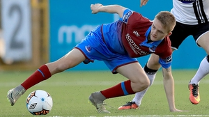 Thomas Byrne has made the move to Inchicore