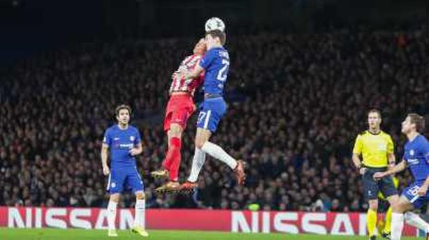 Five English teams qualify for last 16 UEFA Champions League