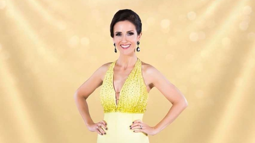 Maia Dunphy is set to take to the Dancing with the Stars dancefloor in the New Year