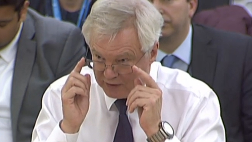 UK Decided to Quit Customs Union Without Full Analysis: Davis