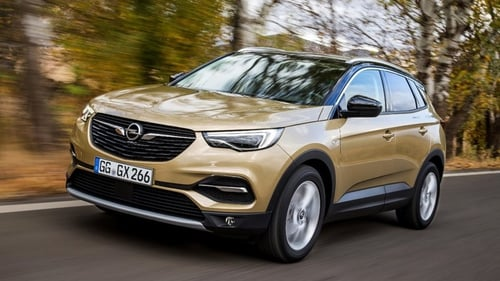 Opel's Grandland X now gets a new 2.0 litre diesel option.