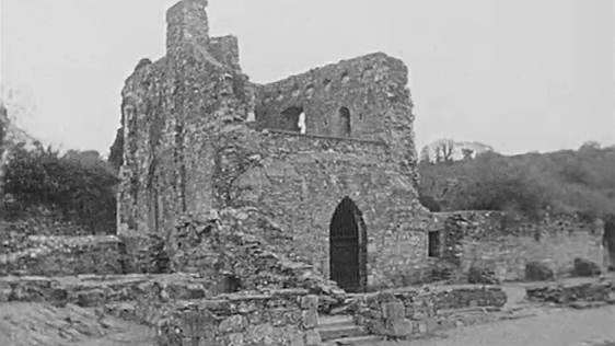 Mellifont Abbey in County Louth