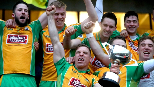 Corofin are hoping to add the All-Ireland to their Connacht and Galway titles